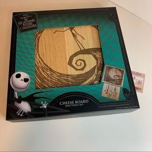Nightmare Before Christmas Cheese Board